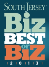 South Jersey Biz - Best of Biz 2013