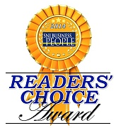 SNJ Business Readers Choice Award of 2014